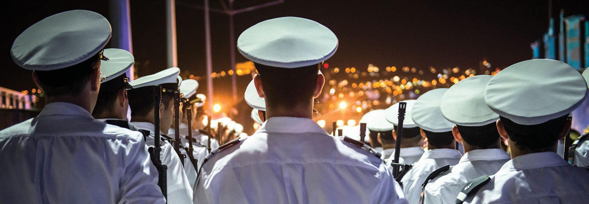 אירועי מורשת לפי מלחמות   זרוע הים